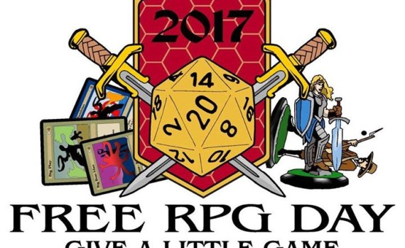 Free RPG Day June 17th and 18th