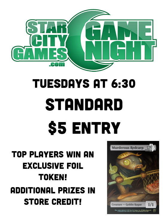 starcitygames.com Game Night