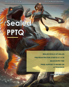 Sealed PPTQ MARCH 3rd